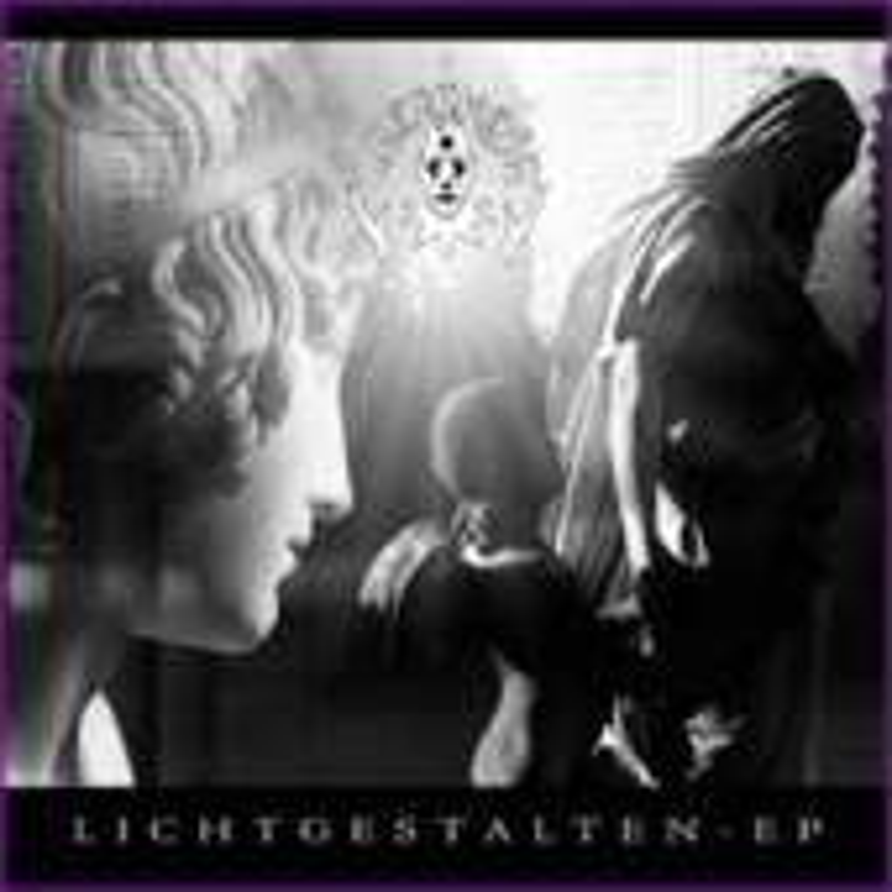 Lacrimosa - Lichtgestalten - Single CD